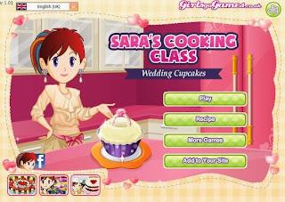 permainan memasak cup cake
