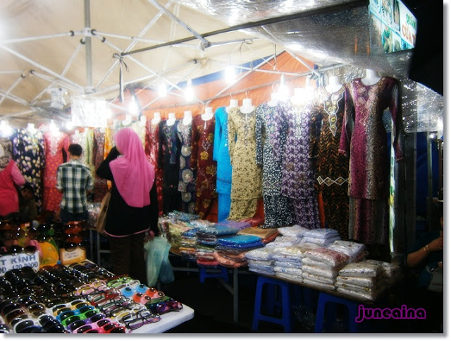 Pasar malam Benh Thanh