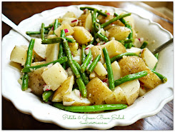 Potato & Green Bean Salad - So simple.  So good.