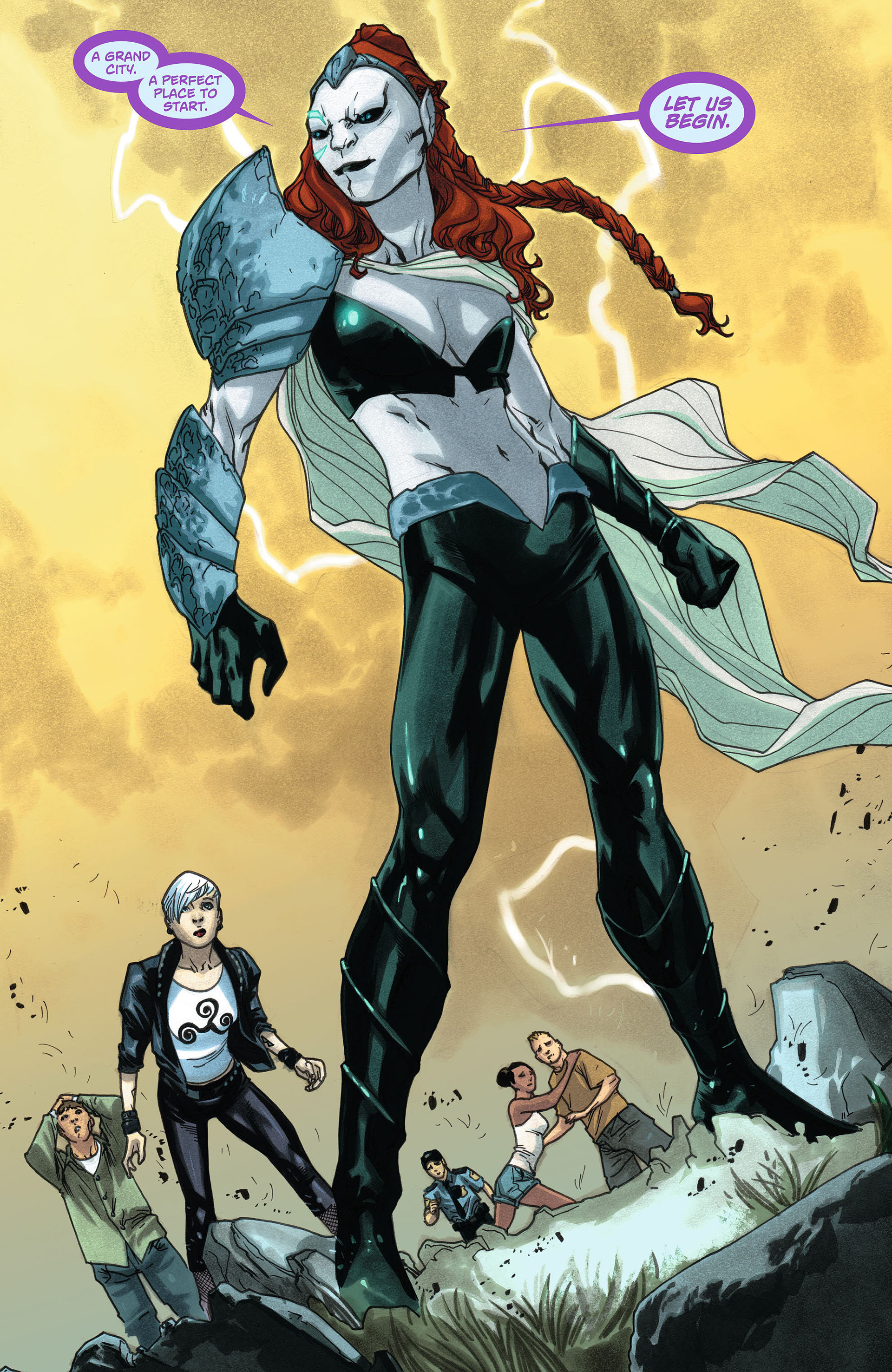 Supergirl (2011) Issue #6 #8 - English 7