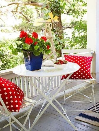 DEKORASYON BİLGİLERİ: Küçük balkon dekorasyonu
