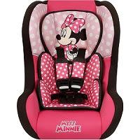 Cadeira infantil para Auto Disney Trio SP Minnie Rosa capacidade até 25 Kg