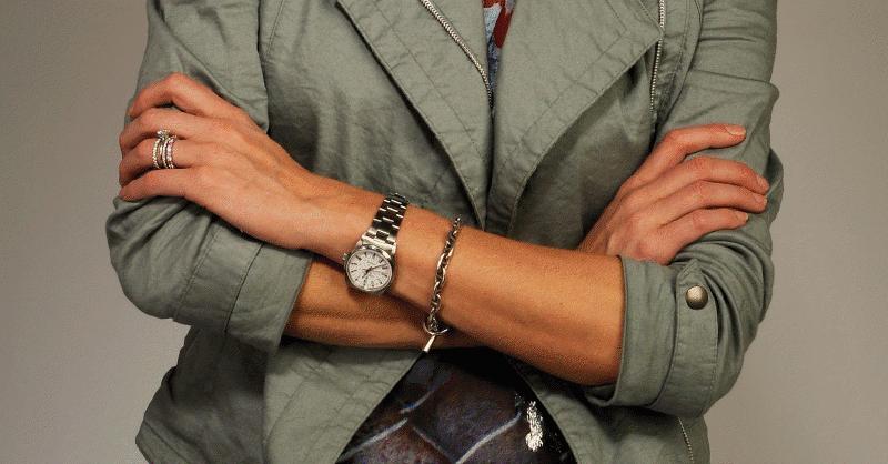 wrist watch fetish knull meg