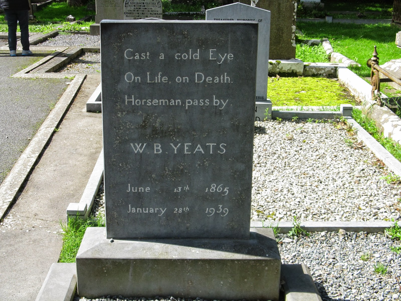 Freedom and flourishing do i understand the meaning of w b yeats freedom and flourishing do i understand the meaning of w b yeats epitaph stopboris Image collections