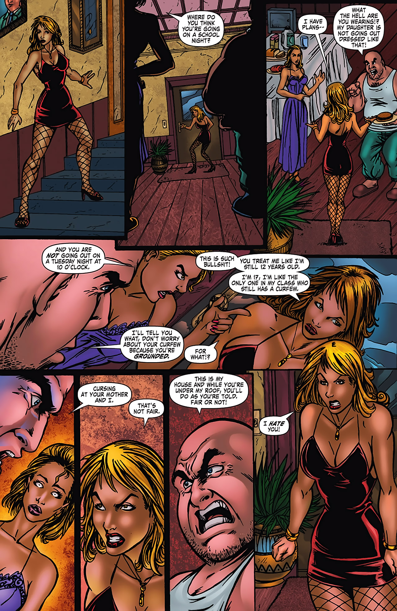 Grimm Fairy Tales (2005) Issue #3 #6 - English 2