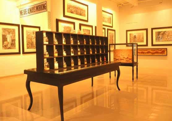 Sleeping through the Museum at Sakshi Gallery, Mumbai by Waswo X. Waswo, Art Scene India