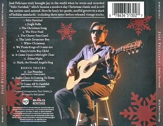 feliz navidad jose feliciano free download