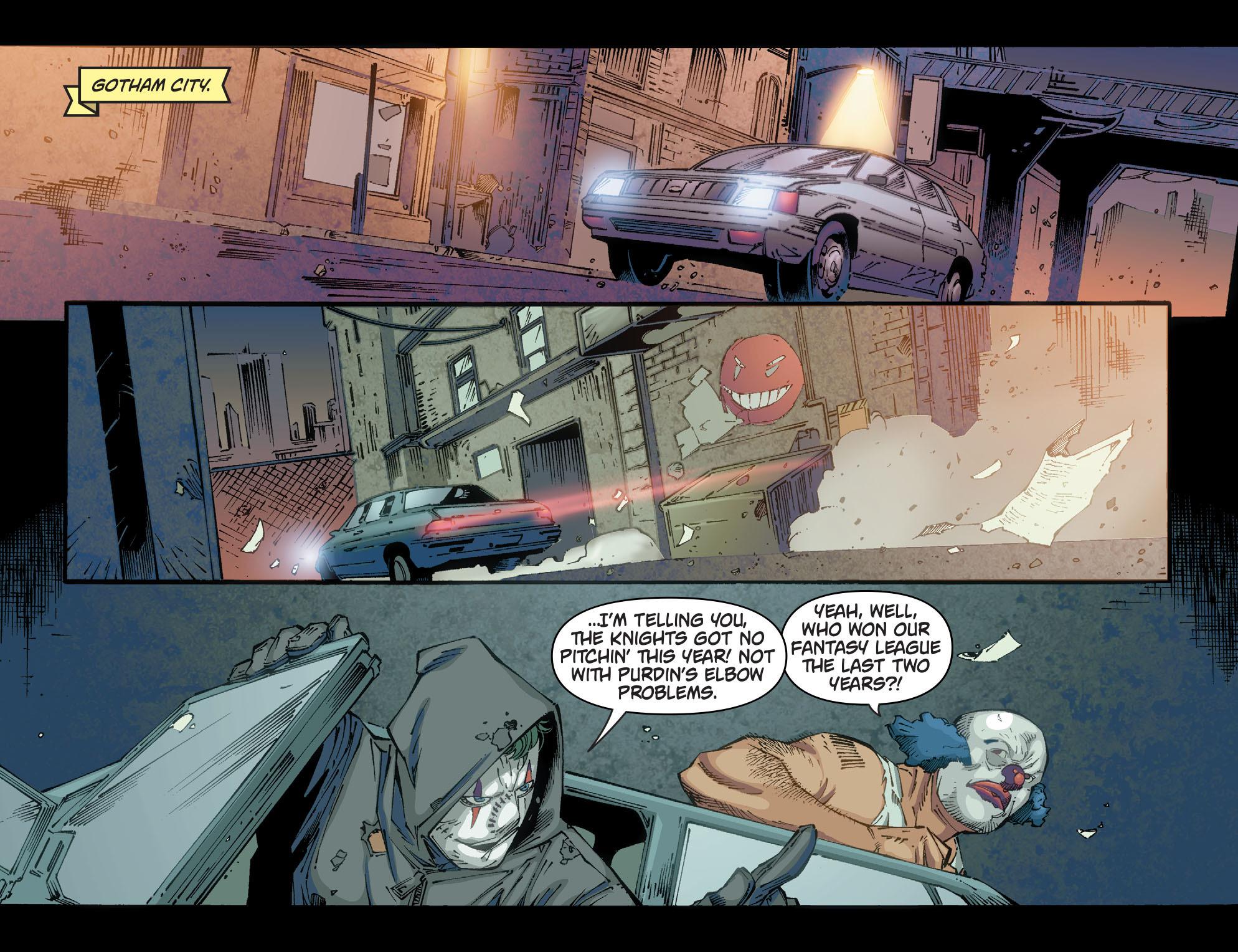 Batman: Arkham Knight [I] Issue #7 #9 - English 5