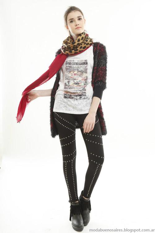 Looks de moda mujer Ossira invierno 2013