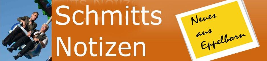 Schmitts Notizen: Neues aus Eppelborn