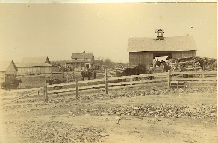 "The ""Old Home Place"" abt 1900-1910"
