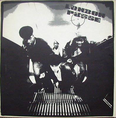 London Posse – London Posse (1987, VLS, 192)