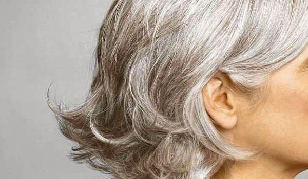 Gray hair myths and facts