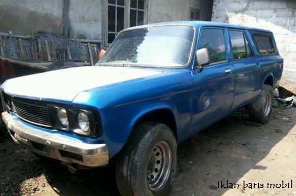 Dijual - Chevrolet 1979 warna biru, iklan baris mobil