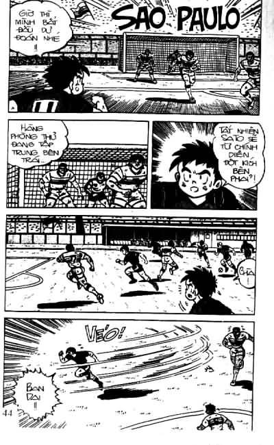 Jindodinho - Đường Dẫn Đến Khung Thành III  Tập 25 page 44 Congtruyen24h