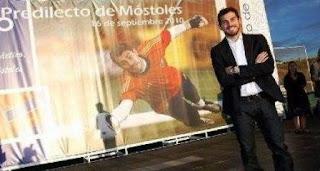 Casillas Dijadikan Nama Jalan