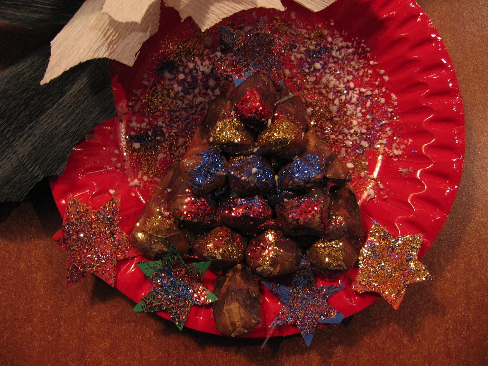 Dalla a allo zucchero decorazioni natalizie per la scuola materna - Decorazioni natalizie in cartoncino ...