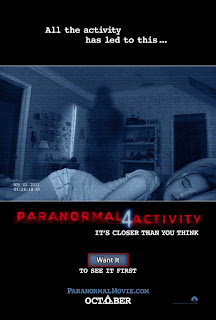 Another Scary Trailer for Paranormal Activity 4