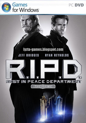 R.I.P.D. The Game PC Cover