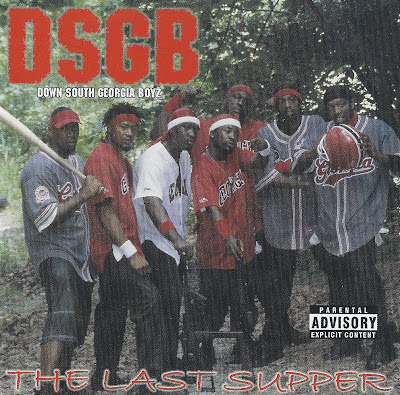 DGSB – The Last Supper (CD) (2001) (320 kbps)