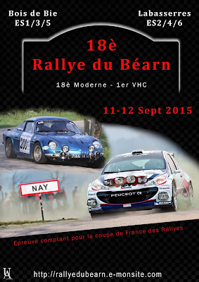 Rallye du Béarn 2015