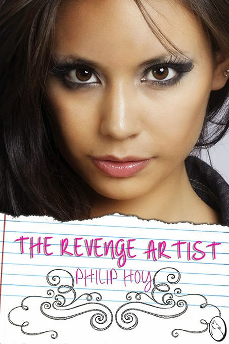 The Revenge Artist:Bullying, Young Adult, Teen, High School, Cyber Bullying, Cutting, Art