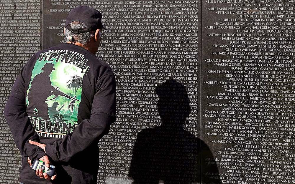 Vietnam Veteran's Wall