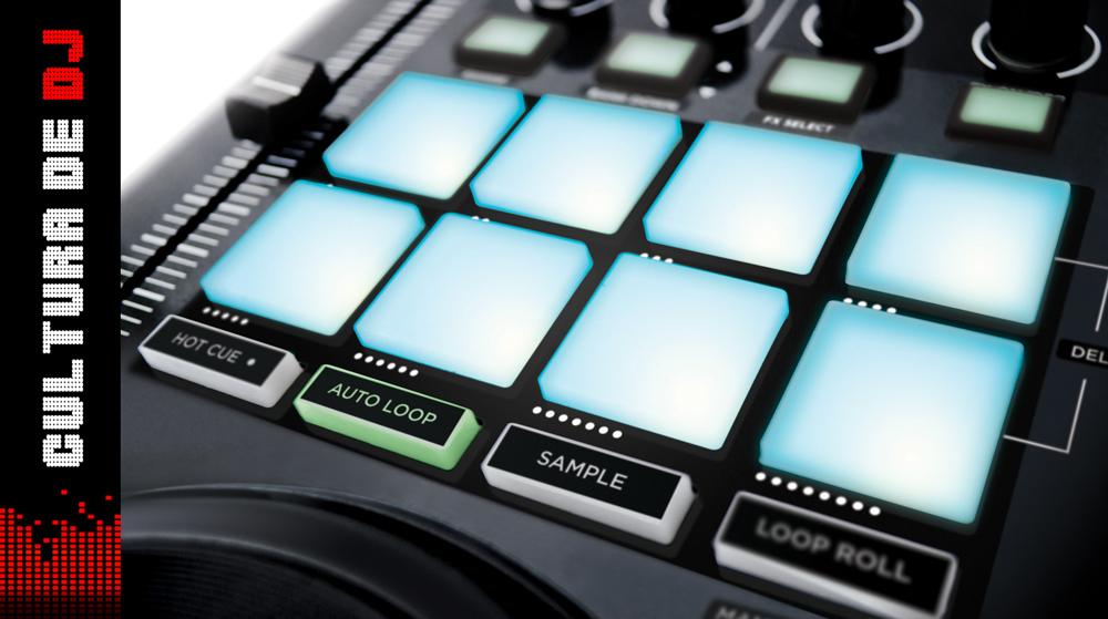 Novo controlador midi da Gemini DJ