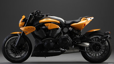 Moto monstro
