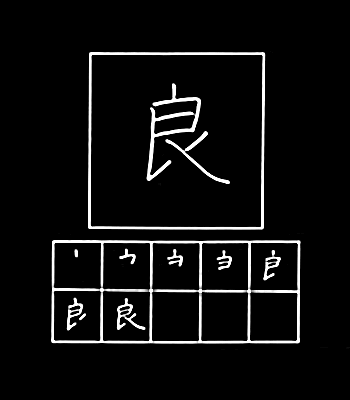 kanji bagus