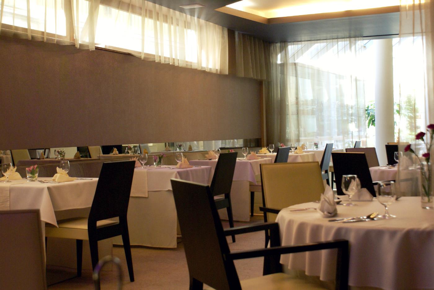 Reštaurácia Iris - hotel Zlatý Dukát