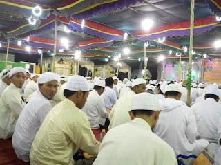 Ribuan Alumni Haromain Ikuti Khatmil Kitab Shahih Bukhori