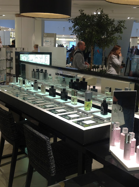 Chanel Fragrance Bar at John Lewis Oxford Street