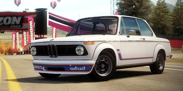 Automóvil BMW Motorsport 2002 TI