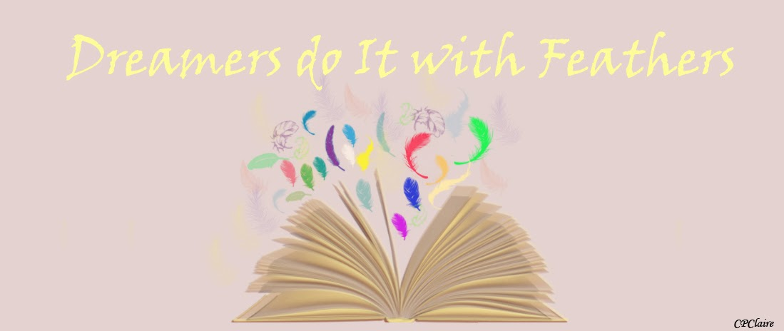 Dreamers do it with feathers