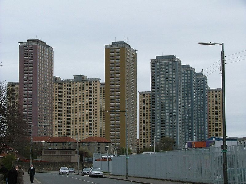 Demolish And Dismantle Safedem Prepare Red Road Flats For