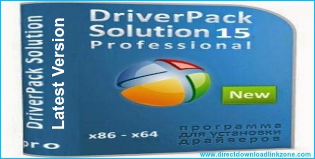 DriverPack Solution 15.7 Full + DriverPack's 15.06.5