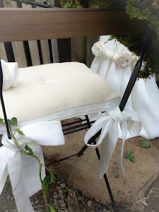 I nostri cuscini, sempre molto romantici...