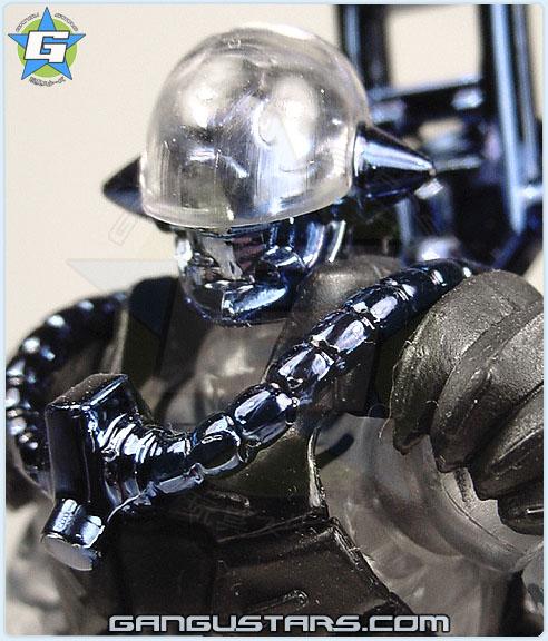 ミクロマン アクロイヤー X2 アクロファントムMicroman AcroPhantom Micronauts