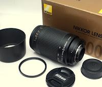 Jual Lensa Nikon 70-300mm