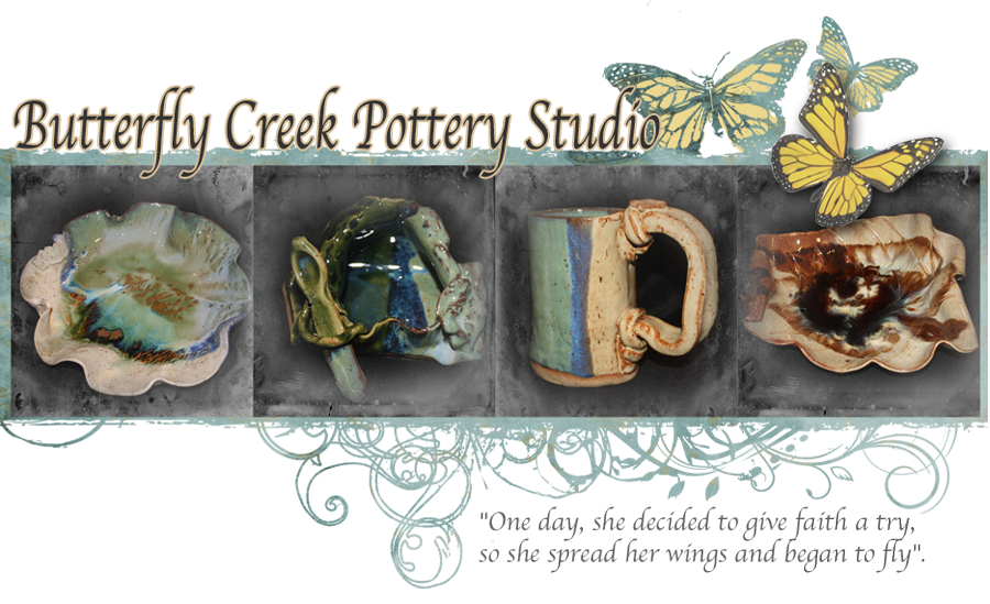 Butterfly Creek Pottery Studio