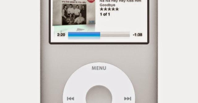 Đi tìm nguyên nhân khai tử iPod Classic