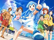 Invasion Squid girl. 1600x1200. Postado por diego Animes