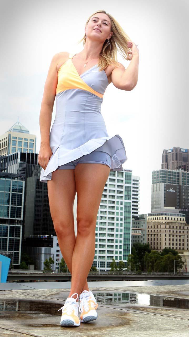 Maria Sharapova Shoes Us Open