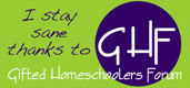Gifted Homeschoolers Forum