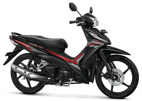 Revo Fit Pgm fi New Honda Revo fi Fit
