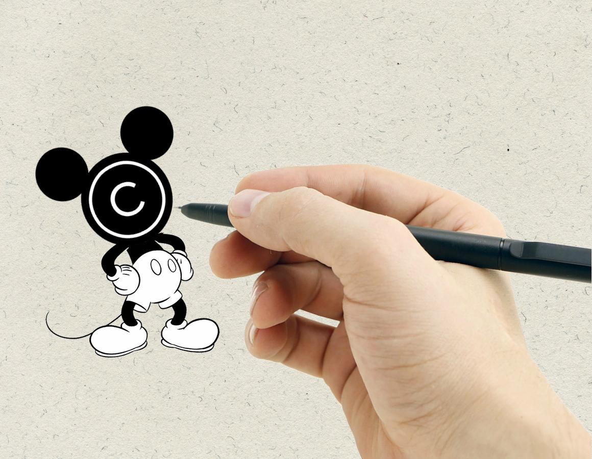 How Mickey Mouse Has Evaded Copyright Law