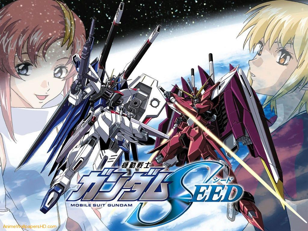 Gundam Seed Mobile Suits GundamSeed World of As...
