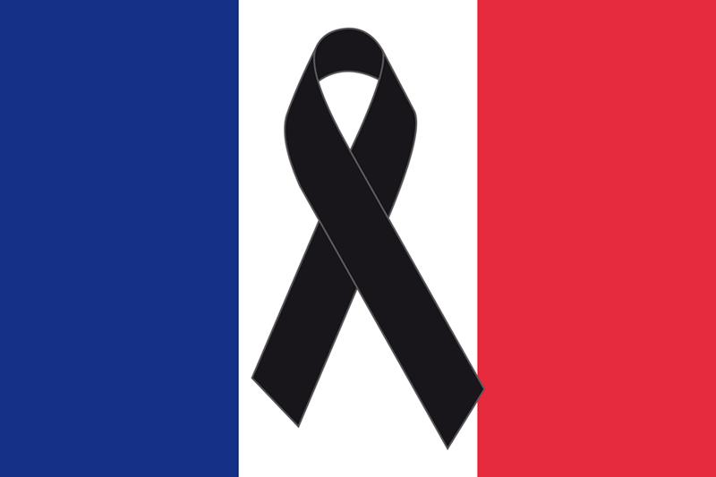 Los asesinos de Charlie Hebdo cercados por la policía francesa