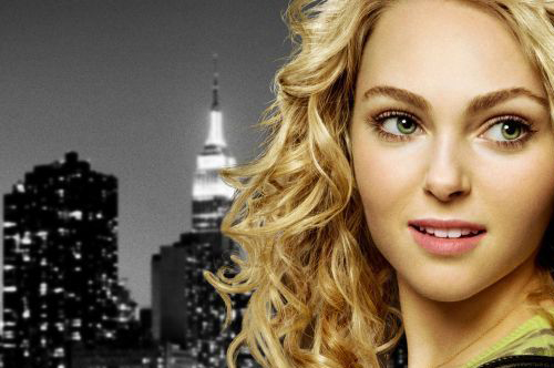 Young Carrie Bradshaw - The Carrie Diaries on the CW